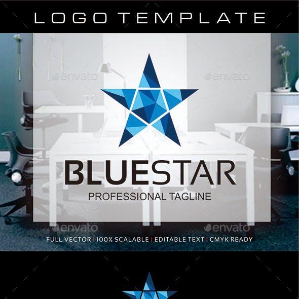 Blue Star Logo