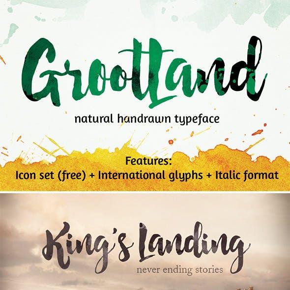 Grootland Font
