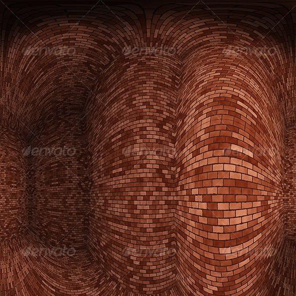 Distorted walls