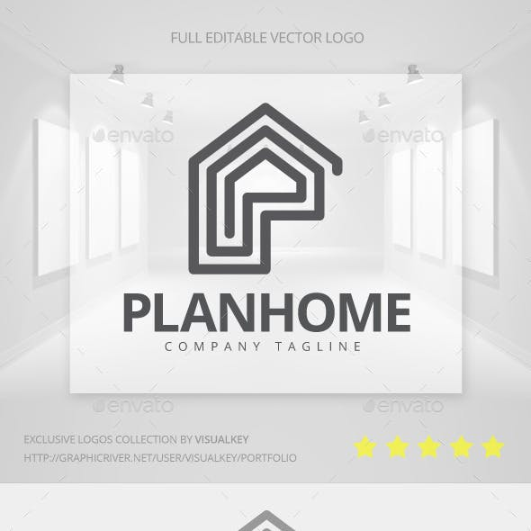 Plan Home Logo