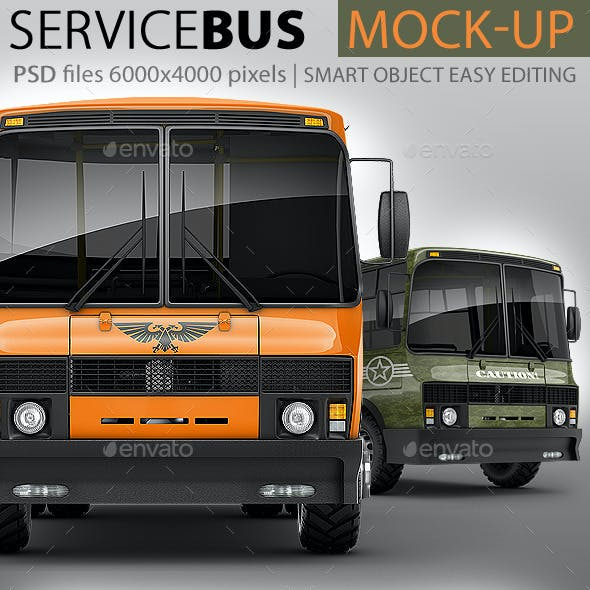 Service Bus Mock-up