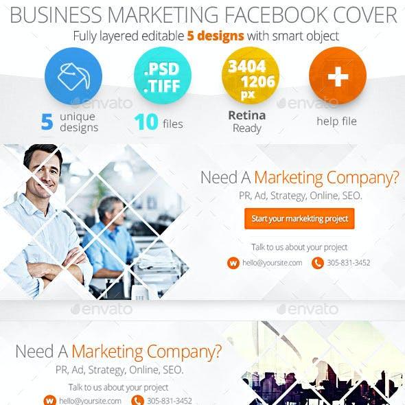 Business Marketing Facebook Timeline Covers