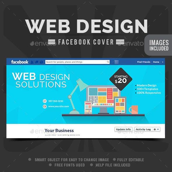 Web Design Facebook Cover