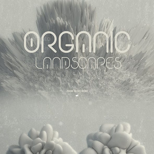 Organic Ladscapes