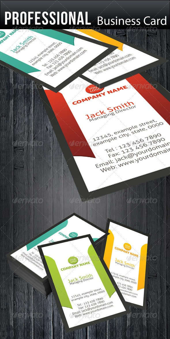 Business Card: - Corporate Business Cards