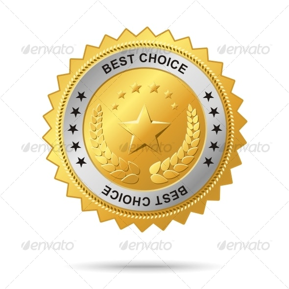 Best Choice Golden Label - Decorative Symbols Decorative