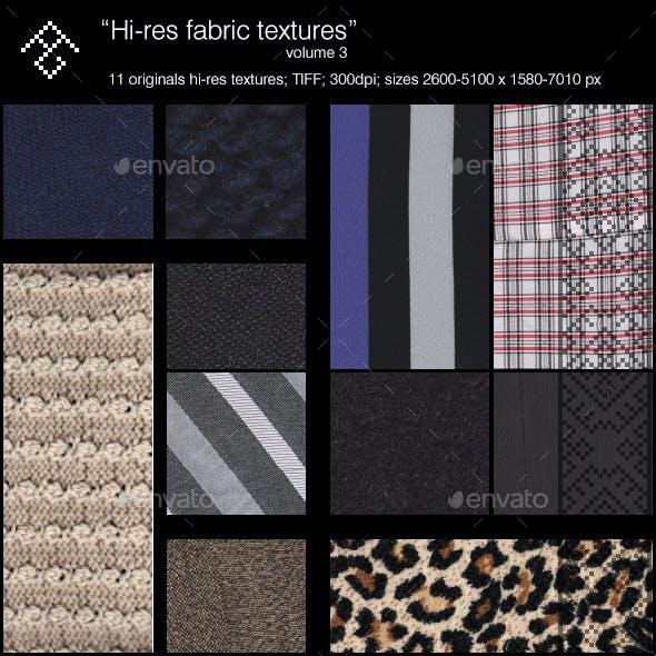 Hi-res fabrics (vol.3)