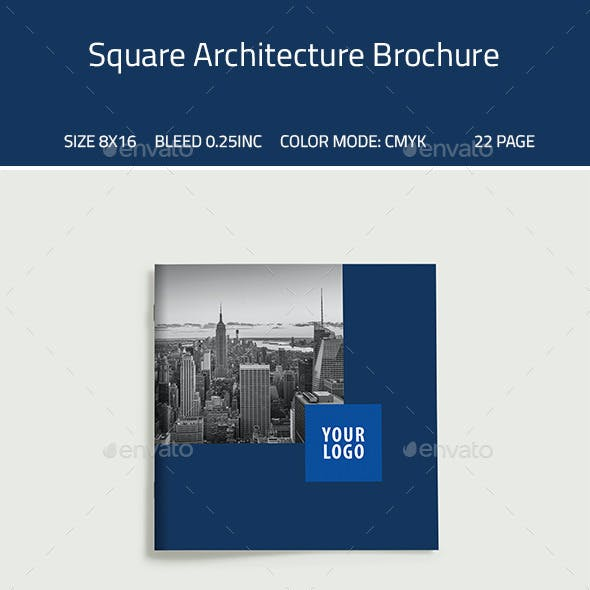 Square Architecture Brochure,
