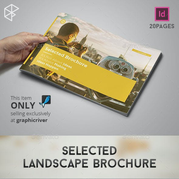 Selected Landscape Brochure