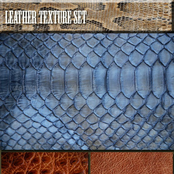 Texture Leather Set
