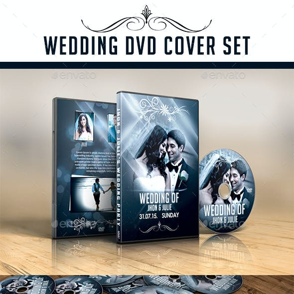 Wedding DVD Cover