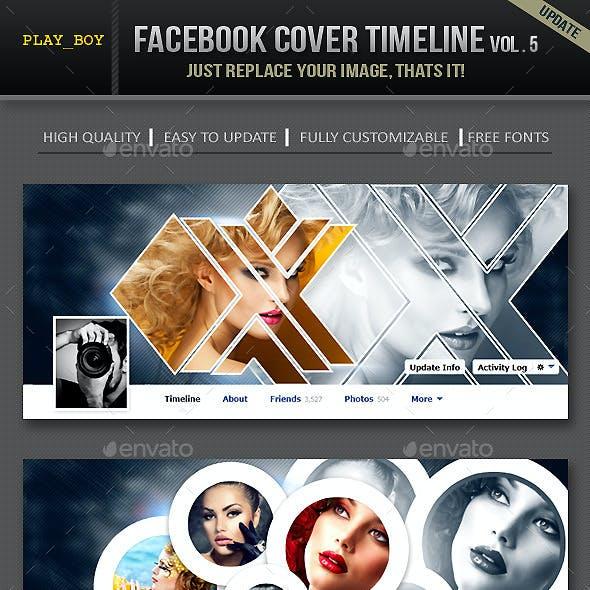 Facebook Timeline Cover Vol. 5