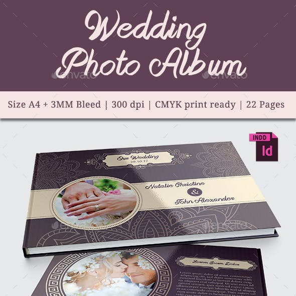 Wedding Photo Album Vol. 2