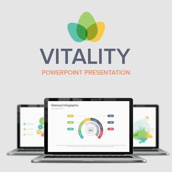 Vitality Powerpoint Presentation
