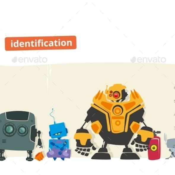 Robot Identification