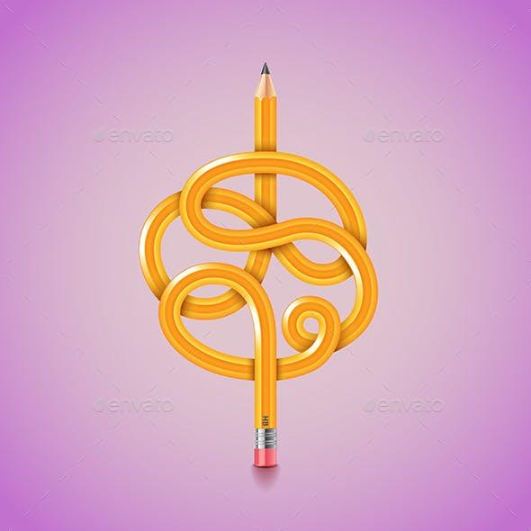 Tangled Pencil