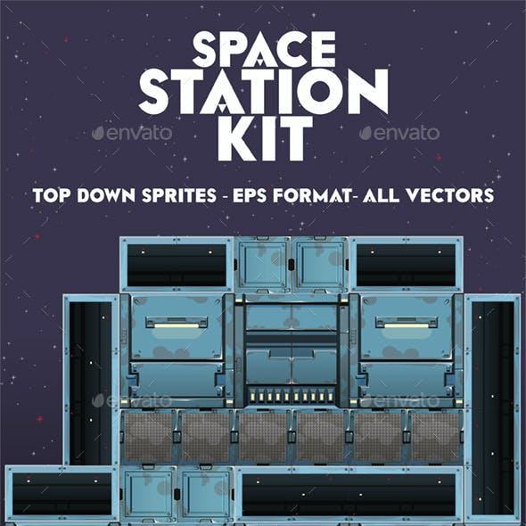 Space Station Kit