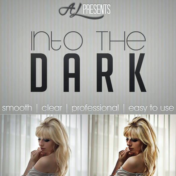 Into The Dark Photo Effects