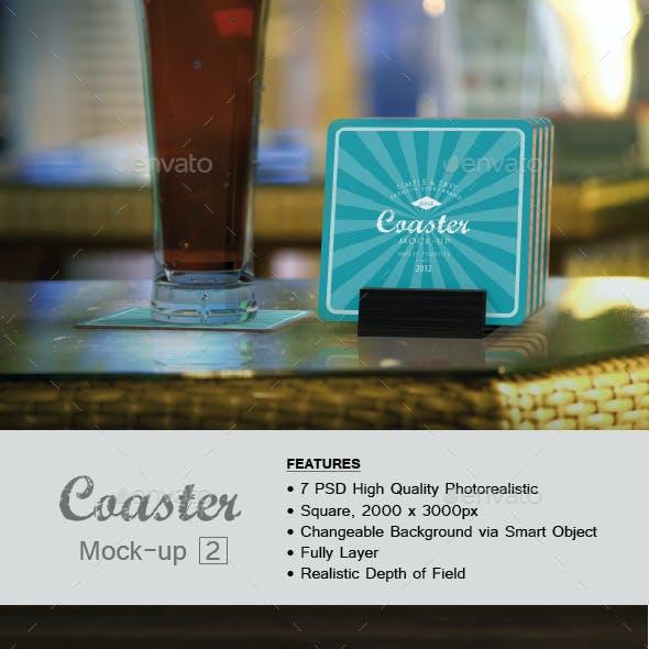 Coaster Mock-up 2
