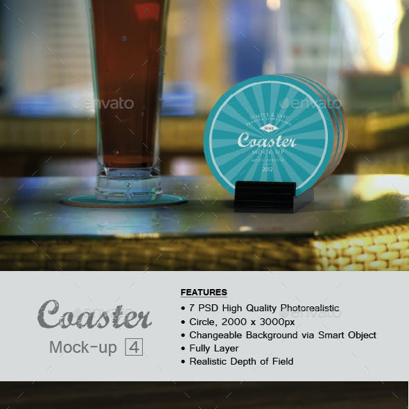 Coaster Mock-up 4