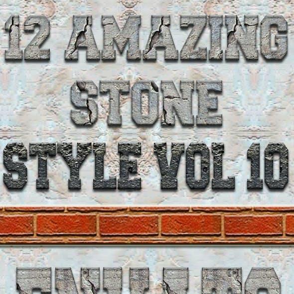 12 Stone Style Vol 10