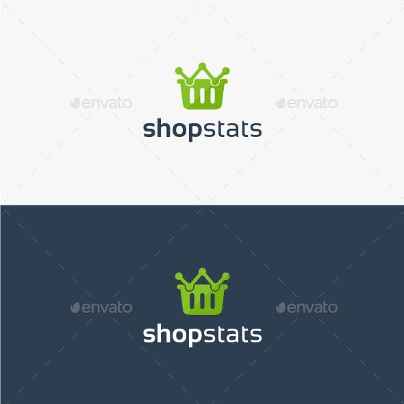 Shop Stats - Logo Template