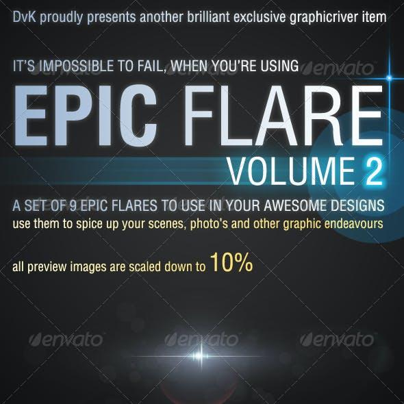 Epic Flare - Volume 2