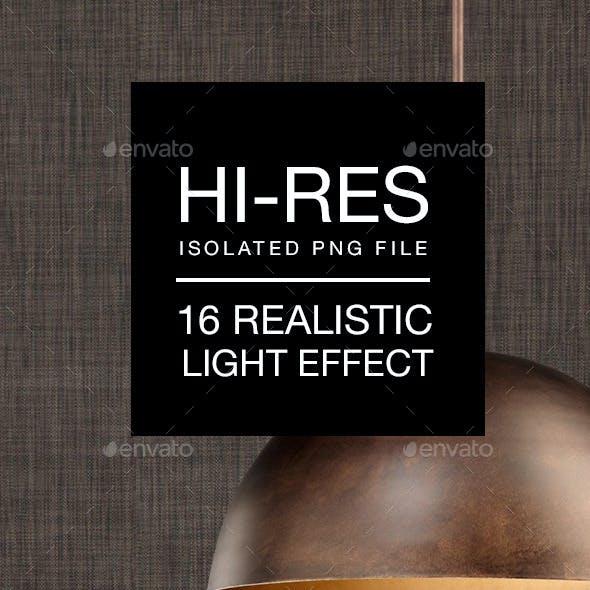 16 Realistic Light Effect
