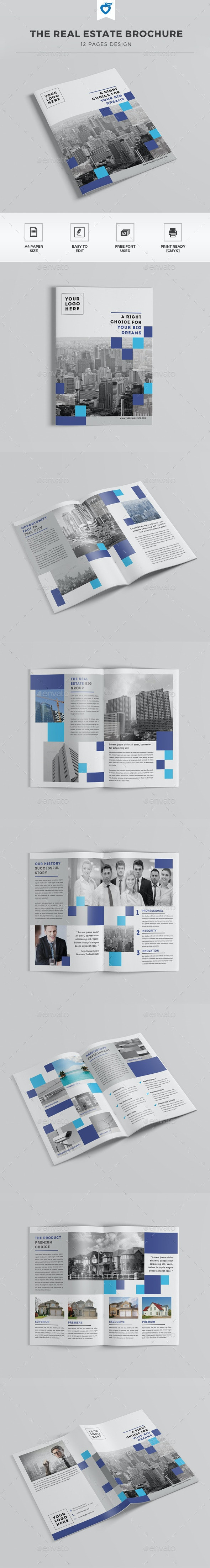 The Real Estate Brochure - Corporate Brochures