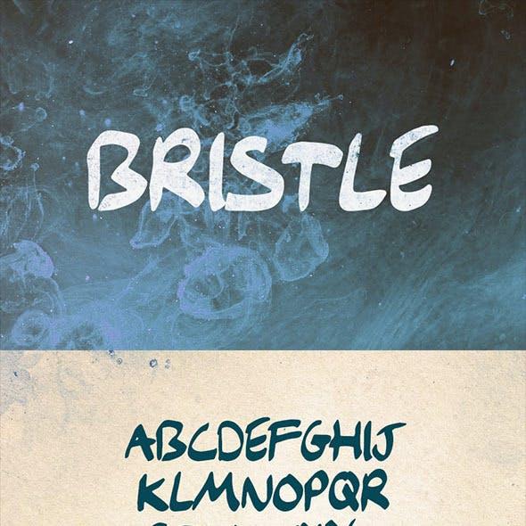 Bristle Typeface