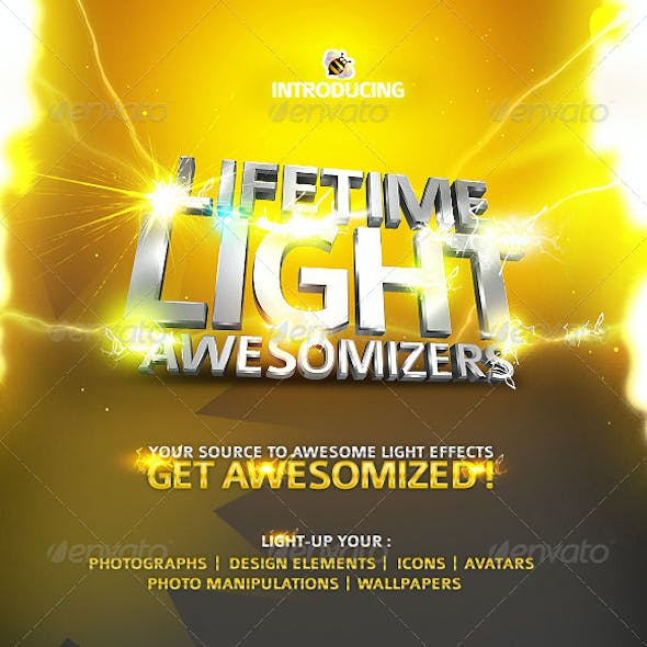 Lifetime Light ( Effects Collection )