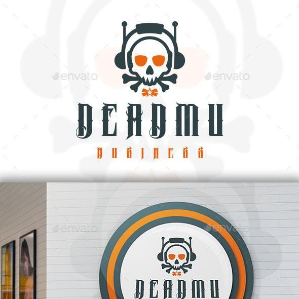 Dead Music Logo