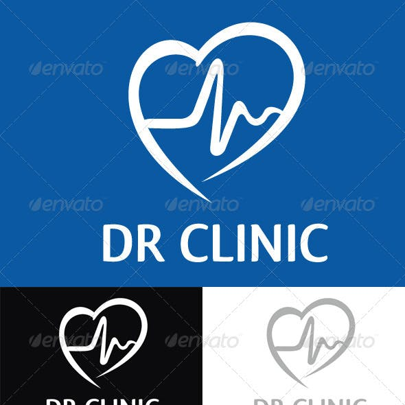 Dr Clinic Logo Template
