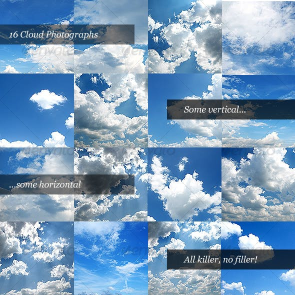Cloud Photo Pack