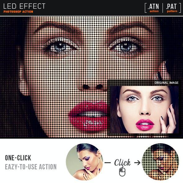 Led Effect Action