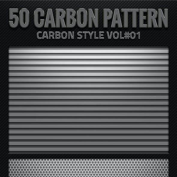 50 Carbon Pattern