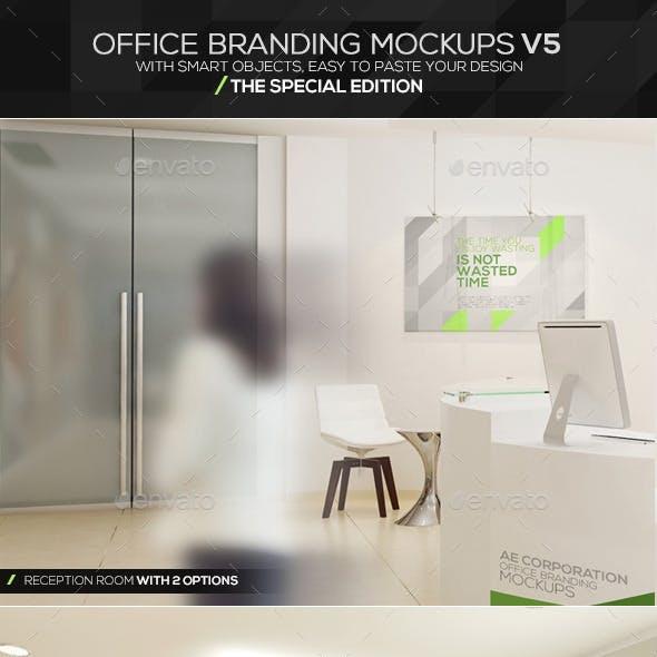 Office Branding Mockups V5