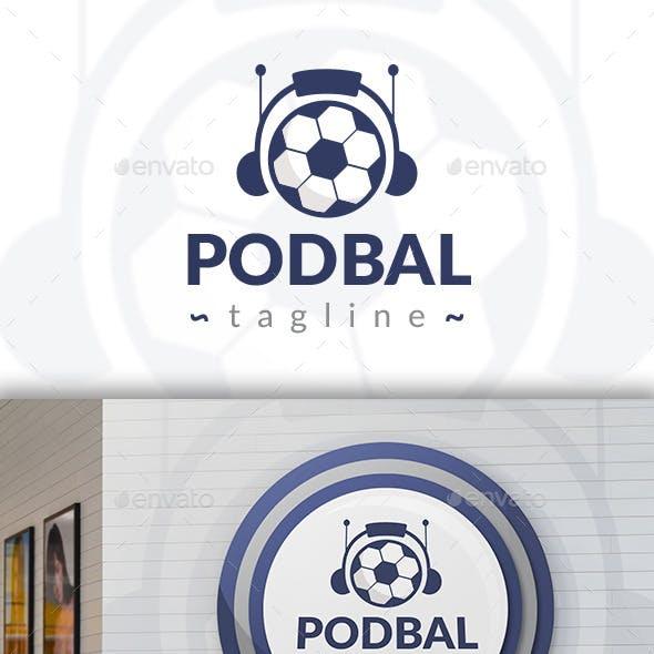 Football Podcast Logo