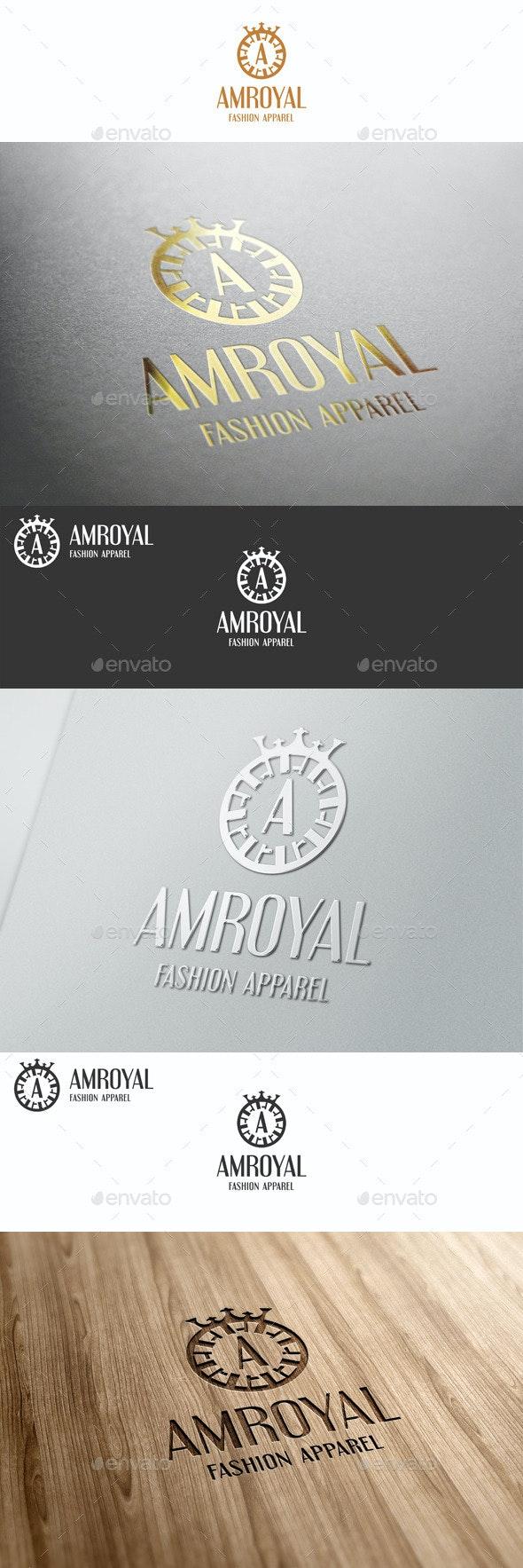 A Letter Fashion Boutique Logo - Letters Logo Templates