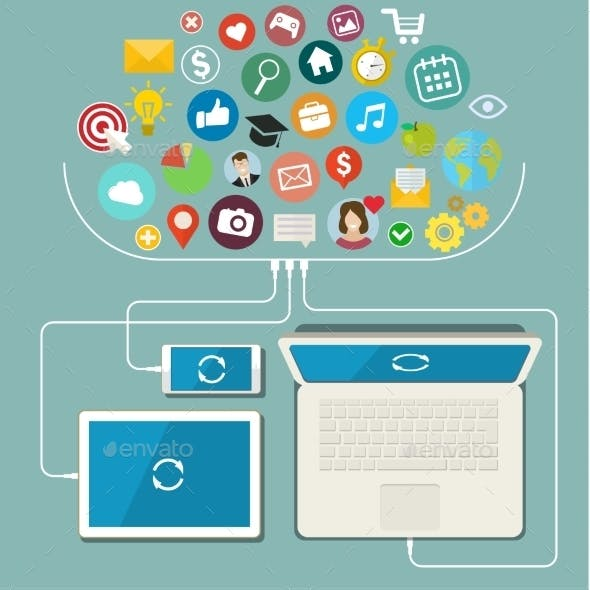 Social Network, Communication In The Global