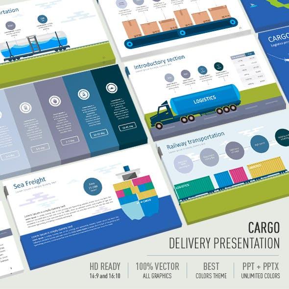 Cargo delivery Presentation