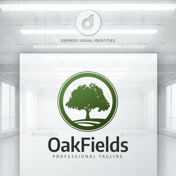 Oak Fields Logo