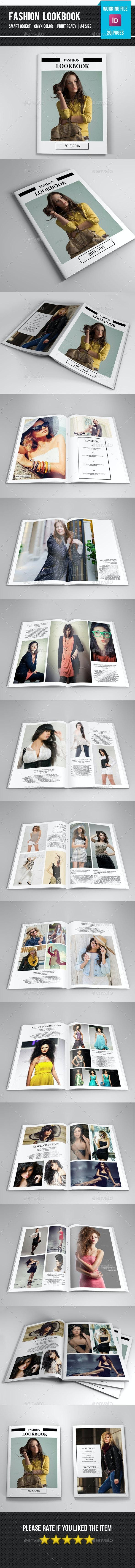 Fashion Lookbook-V249 - Catalogs Brochures
