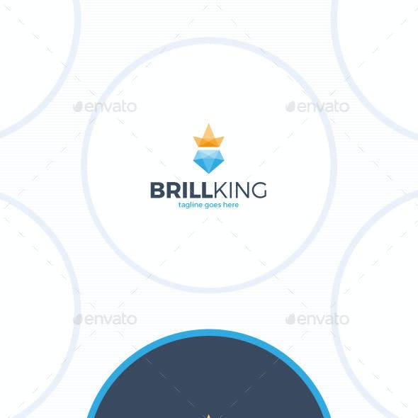 Brilliant King Logo