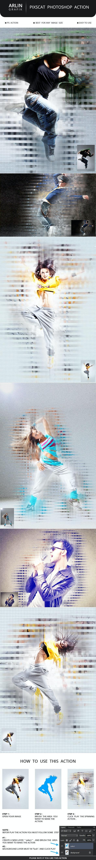 Pixscat Action - Photo Effects Actions