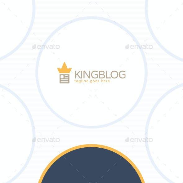 King Blog Logo