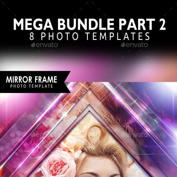 Mega Bundle Photo Templates Part 2