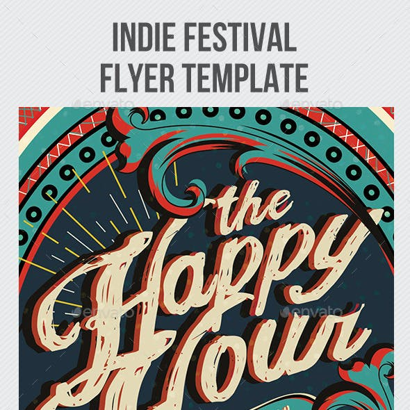 Indie Festival - Happy Hour