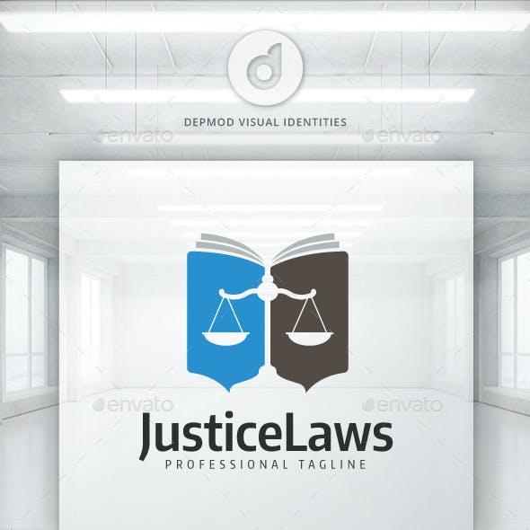 Justice Laws Logo