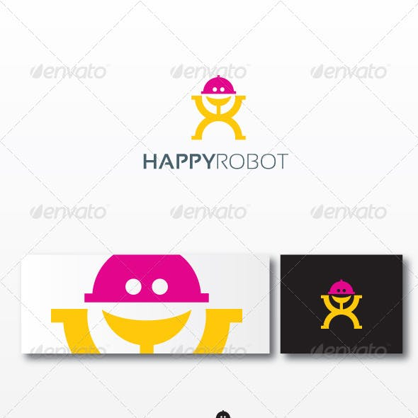 HappyRobot Logo Template